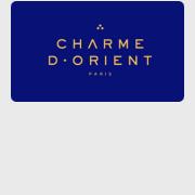 Charme d'Orient
