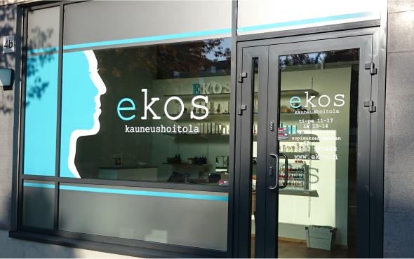 Uusi liiketila avattu